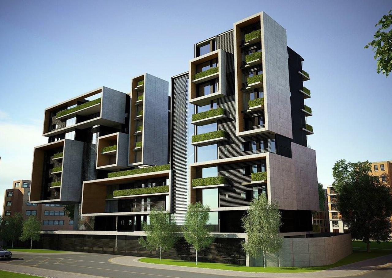 DHR Apartments
